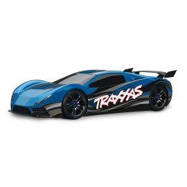 Traxxas 1/7 XO-1 BLUE 4WD Supercar RTR TQi w/Traxxas Link