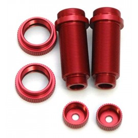 ST Racing Concepts Alum Big Bore Threaded Fr Shock Bodi