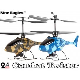 NINE EAGLES COMBAT TWISTER COMBO