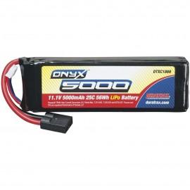 Duratrax Onyx LiPo 3S 11.1V 5000mAh 25C Soft Case TRA