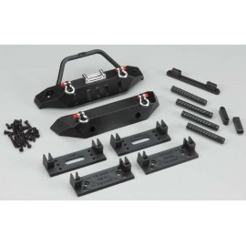 Pro-Line Ridge-Line Bumper Narrow Set