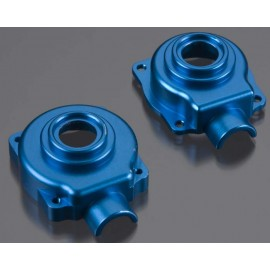 Golden Horizons Aluminum Gear Box Blue E-Maxx 3905