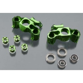 Integy Billet Machined Steering Block Green T/E-Maxx