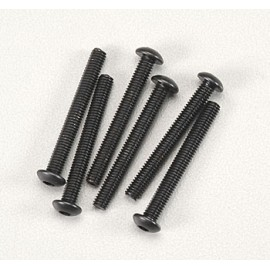 Traxxas Button Head Machine Screw 3x25mm Revo (6)