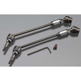 Integy Dual Joint Telescopic Universal Drive Shaft