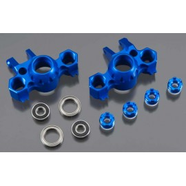 Integy Steering Block Blue E-Revo/Revo 3.3 (2)