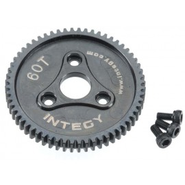 Integy Steel 0.8 Spur Gear 60T 1/10 E-Revo/Jato/Summit