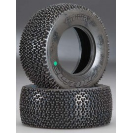 "Pro-Line Caliber 2.0 SC 2.2""/3.0"" M3 Tire Fr/Re Slash(2"