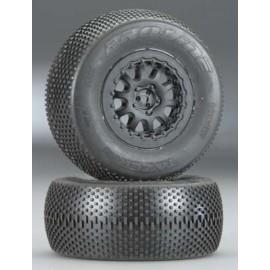"""Pro-Line Tazer SC 2.2""""/3.0"""" M3 Tire Mounted ProTrac Sus"""