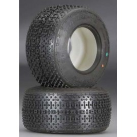 JConcepts Goose Bumps Tire 3.0 Slash/Slayer/SC10 Grn(2)