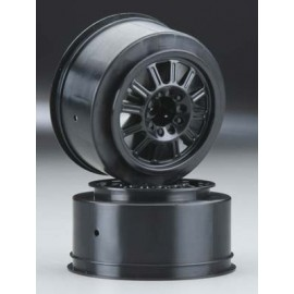 JConcepts Rulux Black Wheel Front Slash (2)