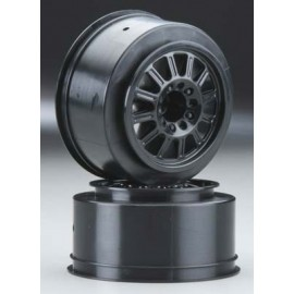 JConcepts Rulux Black Wheel Rear Slash (2)