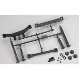Pro-Line Extended Front/Rear Body Mounts Slash 2WD