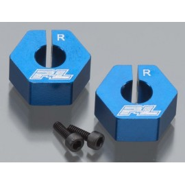 Pro-Line PRO-2 Rear Clamping Hex 2WD Slash