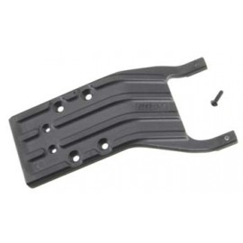 RPM Rear Skid Plate Black Slash