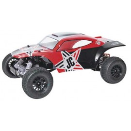 JConcepts Illuzion BAJR Desert Clear Body Slash