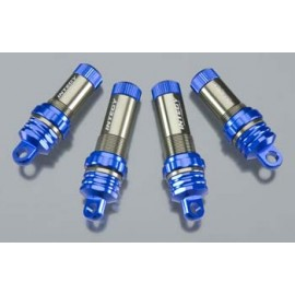 Integy 09 Alloy Shock Body Set Blue Slash (4)