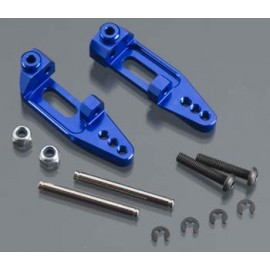 Integy 09 Alloy Castor Block Blue Slash (2)