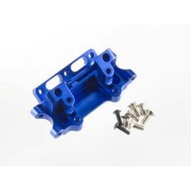 Integy Front Bulkhead Blue Rustler XL5 VXL
