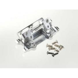 Integy Front Bulkhead Silver Rustler XL5 VXL