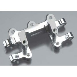 Integy Evolution Front Bulkhead Silver Slash