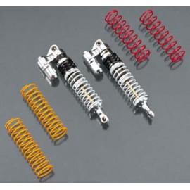 Integy Billet Machined XSR5 Piggyback Rear Shock (2)