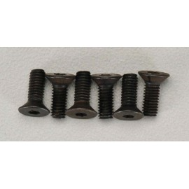 Traxxas Countersunk Hex Screw 3x8mm (6)