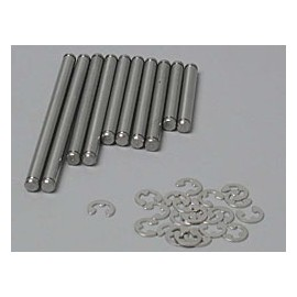 Traxxas Stainless Steel Suspension Pin Set TRX-1 (10)