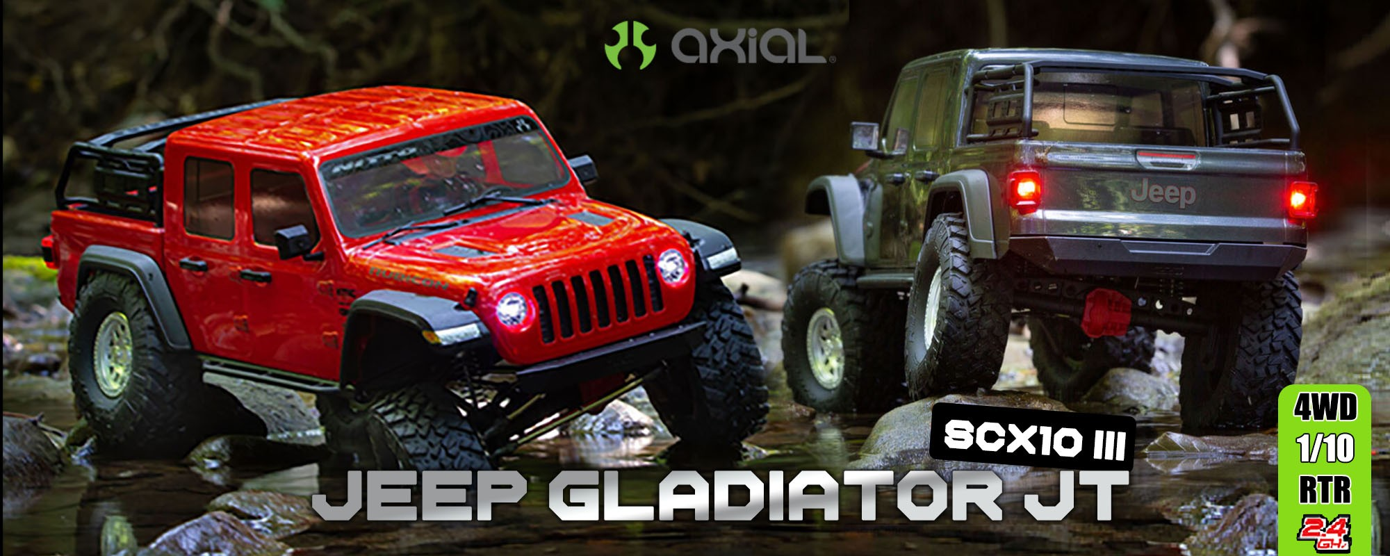 JEEP AXIAL