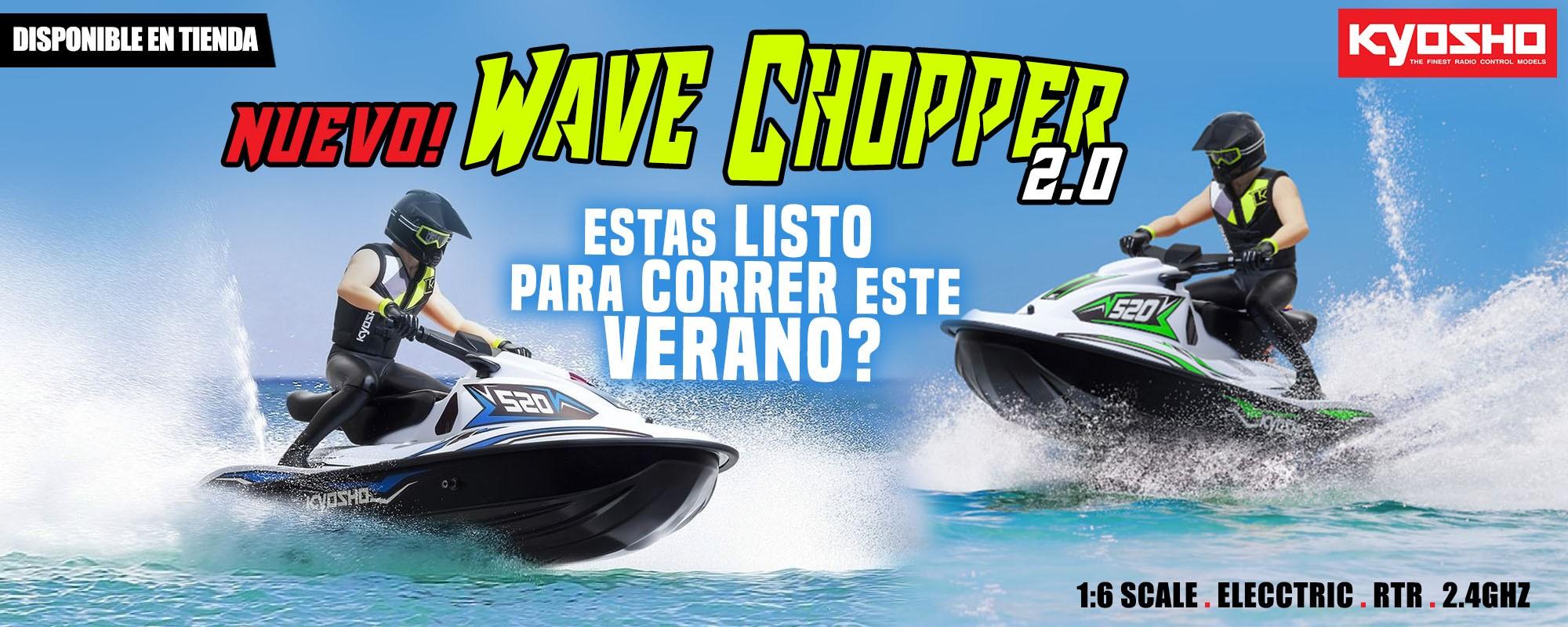 WAVE CHOPPER